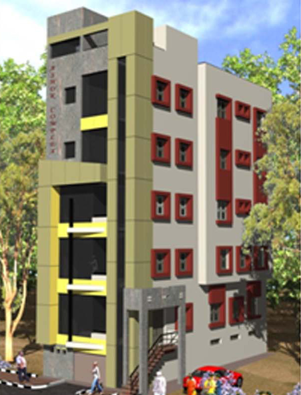 COMMERCIAL COMPLEX FOR MR. K. ASHOK, AT BANGALORE